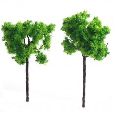 Árboles para maquetas