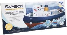 Maquetas de barcos remolcadores